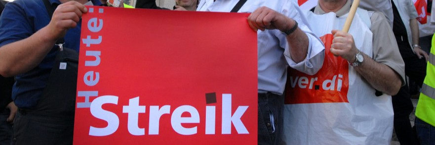 Verdi-Telekom-Warnstreik - ver.di