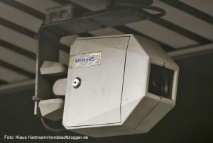 Überwachungskamera in der Dortmunder U-Bahn: Wer schaut mit?