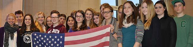 Schulbesuch im Ausland: Dortmunder Schüler waren in Dortmunds Partnerstadt Buffalo (USA) zu Gast