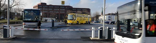 Zentraler Busbahnhof ist zu klein: Kurzparken sollen belohnt werden – Vierfach höhere Preise für Langzeitparken