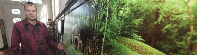 Neue Ausstellung im Hoesch-Museum zu sehen: Wo die Geister sind – Panoramen von Verdun