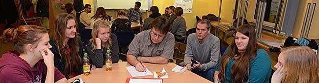 "Jugendforum Nordstadt: Jungwähler-Aktion ""Jugend. Macht. Pottwahl"" und Integrationsrats-Wahlen im Mittelpunkt"