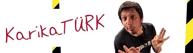 """Karikatürk"": Cartoon-Comedy mit Muhsin Omurca"