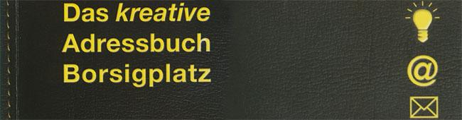 Neues Adressbuch für Kreative am Borsigplatz