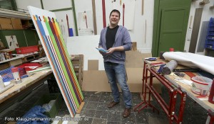 Ausstellung: aus Künstlersicht. Über das Atelier von Wolfgang Schmidt