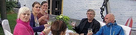 Endspurt: Anmeldeschluss für das nächste Nordstadt-Dinner
