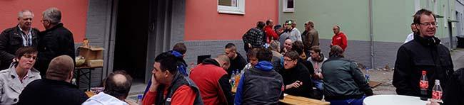 Handwerkerfest an der Nettelbeck- und Scharnhorststraße