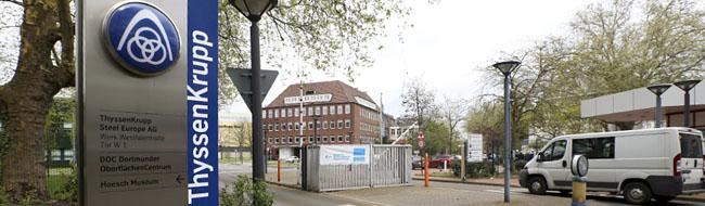 Aufatmen bei ThyssenKrupp: Trotz Fusion mit TATA gibt es Arbeitsplatz- und Standortgarantien bis Ende 2026