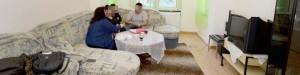 IRON-Projekt - Roma Hausbesuch