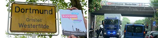 """Polizei will friedliche Proteste schützen – Lange: """"Blockaden sind ein legitimes Mittel der Meinungsäußerung"""""""