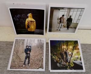 """""""burning down the house"""" nennt Norman Behrendt seine Portraitserie über Graffiti-Writer."""