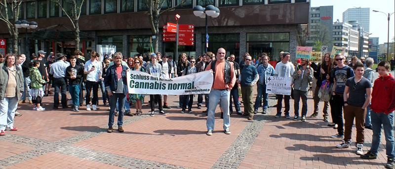 """Global Marijuana March"""
