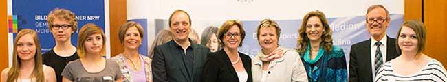 IBB und Steinwache präsentieren Dortmunder Geschichts-App in Düsseldorf