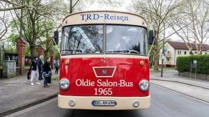 Mit dem Nostalgie-Bus geht es auf Nordstadt-Exkursion. Foto: R. Barz/LWL