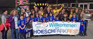 Am 7. Juni findet das Hoeschparkfest statt. Foto: Joachim vom Brocke