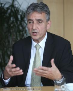 Thomas Böhm, Leiter des Amt für Wohnungswesen.