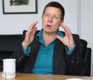 Dezernat 5: Stadträtin Birgit Zoerner