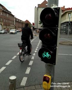 Radverkehr - Fahrradfahrer