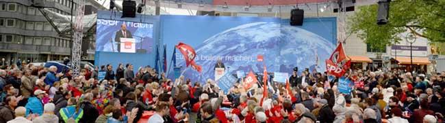 Gelungene Werbung für Europa – und die SPD