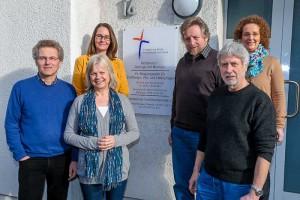 Das Team der Ev. Beratungsstelle. Foto: Stephan Schuetze/VKK