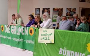 Die Grünen hätten sich eine Lösung gewünscht, die die Neonazis am Betreten gehindert hätte.