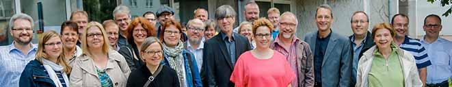 Evangelische Pfarrerinnen und Pfarrer besuchten Kleinbetriebe in der Dortmunder Nordstadt