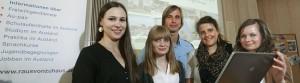 Freiwilligendienst in Europa, Informationsveranstaltung der Auslandsgesellschaft