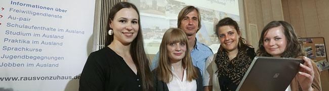 Europäischer Freiwilligendienst: Chance für junge Menschen Europa kennen zu lernen