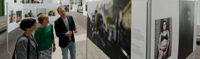 Drei deutsche Preisträger bei der World Press Photo Award-Ausstellung im Depot in der Nordstadt zu sehen