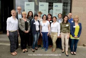 """14 muttersprachliche Mitarbeiter werden sich in der Beratungsstelle """"Willkommen Europa"""" um Neuzuwanderer kümmern."""