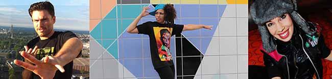 Kinder- und Jugendtanzfestival GET ON STAGE! startet mit Tanzworkshops vom 4. bis 6. Juli  ins Jubiläumsjahr