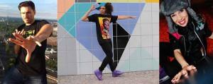 Get on Stage bietet Workshops zu Hip Hop, Urban Styles, Break Dance, Capoeira/Freestyle und Dancehall an.