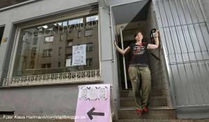 Janina Trienekens bietet herbe Kunst für ein herbes Quartier