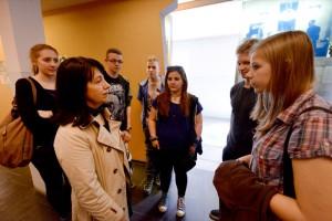 Der Jugendring und die Botschafter der Erinnerung haben eine Gedenkstättenfahrt nach Auschwitz gemacht.