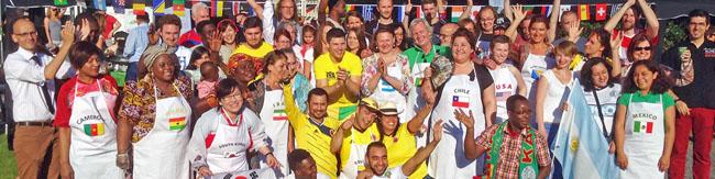 Ghana ist Weltmeister: Deutscher Kartoffelsalat landet nur auf den hinteren Plätzen