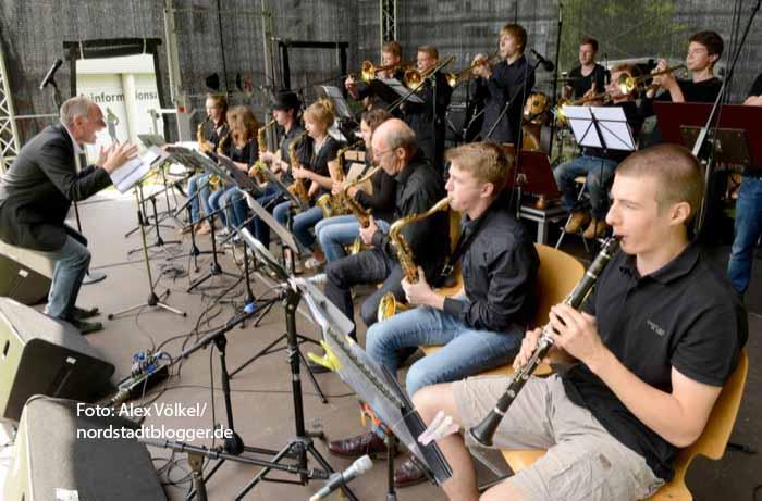 Der Musikschultag war ein voller Erfolg. Fotos: Alex Völkel