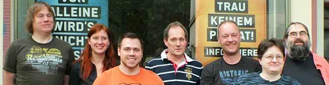 Dortmunder Piraten mit neuem Vorstand
