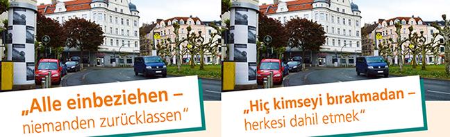 """Auftaktveranstaltung """"Offene Tür"""" für Teilhabe und Unterstützung älterer Migranten am Borsigplatz"""