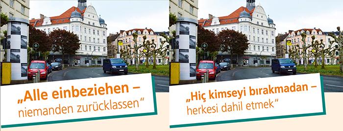 """In der Internationalen Begegnungsstätte, Flurstraße 70, in der Nordstadt, findet eine """"Offene Tür"""" statt."""