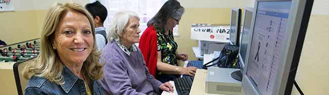 Nachbarschaftstreff Spähenfelde: PC-Kurse eröffnen Senioren eine neue Welt und bereichern das Familienleben
