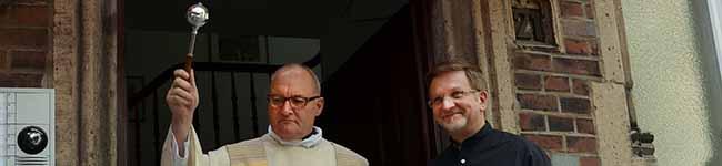 Neue Bestimmung für altes Pfarrhaus: Spirituell-diakonisches Projekt der katholischen Kirche in der Nordstadt