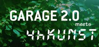 Im Künstlerhaus trifft garage 2.0 auf die Aktion 4hKUNST