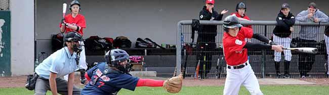 U15-Baseball-Europameisterschaften im Hoeschpark