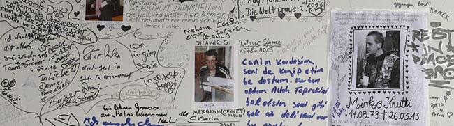 Drogenmißbrauch: Betroffene und Angehörige gedenken der Toten in Dortmund