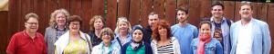 In Cluj-Napoca (dt. Klausenburg) besuchte die Reisegruppe das Zentrum zur Förderung der Roma (Centrul de Resurse pentru Comunităţile de Romi). Getragen von einer Stiftung setzt sich das Zentrum für die berufliche Bildung vor allem von Roma sowie für lokale Entwicklungs-projekte ein. Foto: IBB Dortmund