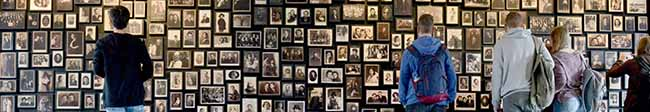 Der erinnerte Ort – Geschichte durch Architektur: KZ-Gedenkstätten 70 Jahre nach der Befreiung der Lager