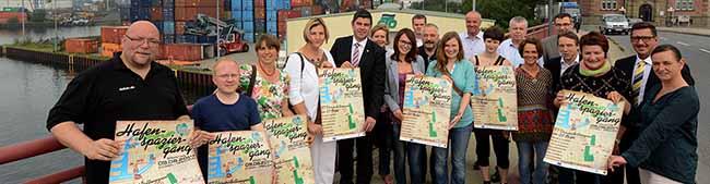 Nordstadt: Der vierte Hafenspaziergang wartet am 9. August mit 57 Veranstaltungen und fünf Musikbühnen auf