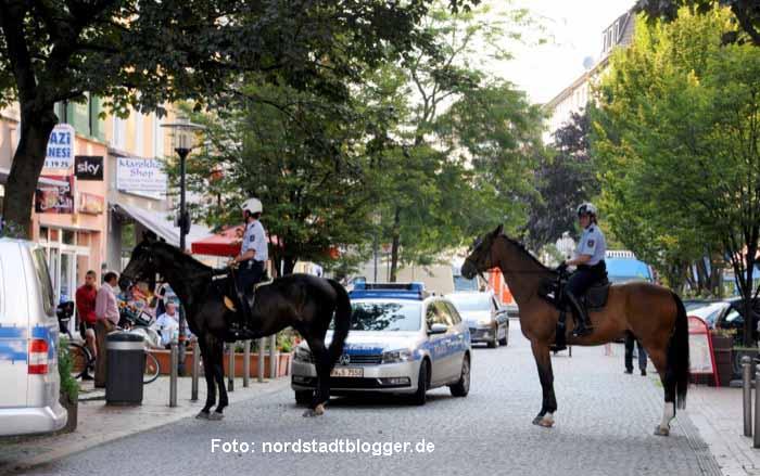 Polizeieinsatz nach Schlägerei in der Münsterstraße