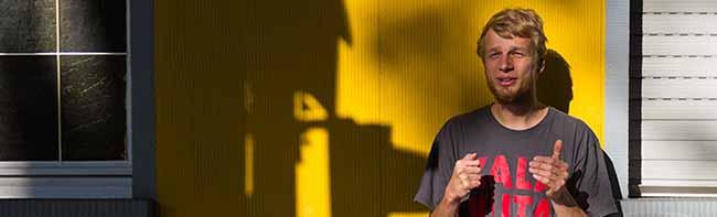 Nordstadt-Rapper Schlakks präsentiert sein neues Album