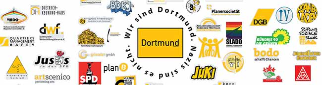 """Nach """"Rathaussturm"""" am Wahlabend: Aktion """"Wir sind Dortmund. Nazis sind es nicht."""" wird ausgeweitet"""